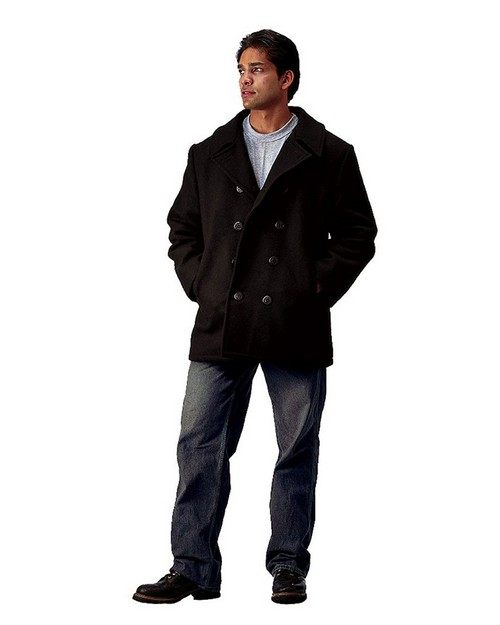 Rothco 7070 US Navy Type Pea Coat