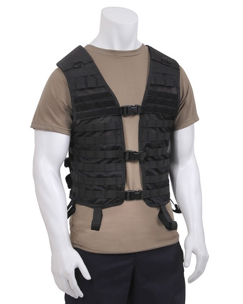 Rothco 7206 Lightweight Molle Utility Vest