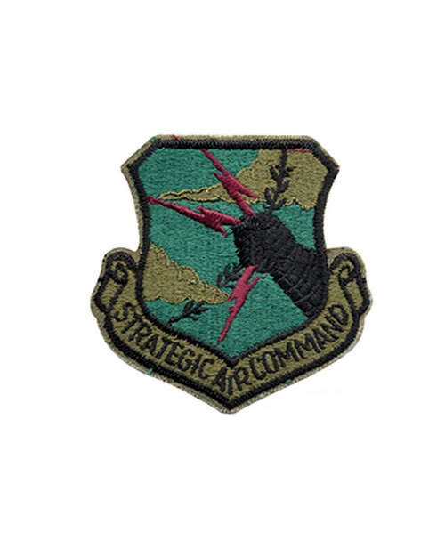 Rothco 72104 Strategic Air Command Patch