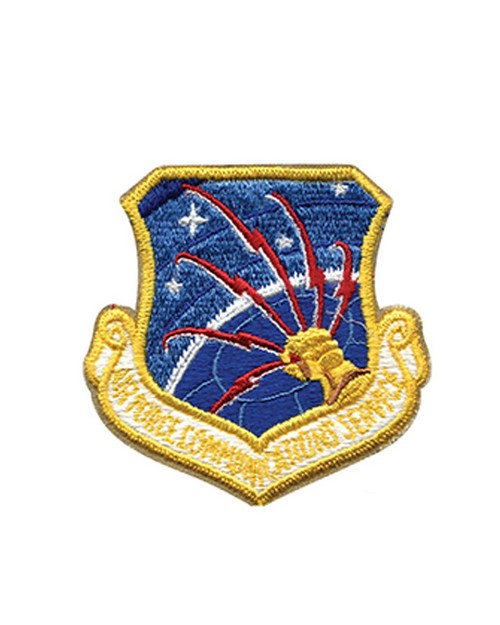 Rothco 72110 Patch - USAF Communication Service