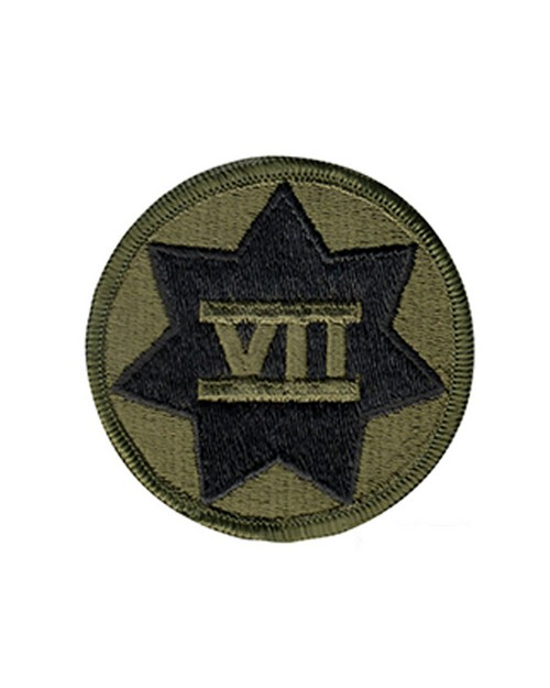 Rothco 72135 Patch - 7th Corps