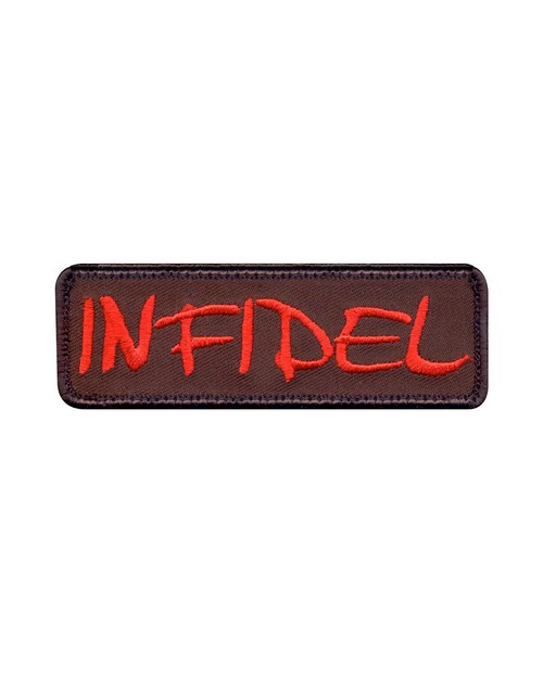 Rothco 72188 Infidel Morale Patch
