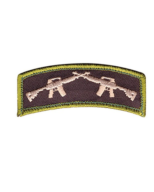 Rothco 72189 Crossed Rifles Morale Patch
