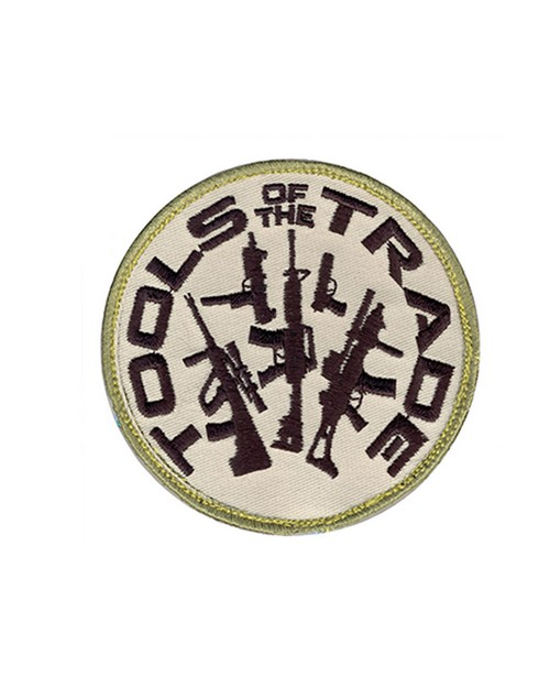 Rothco 72192 Tools Of The Trade Morale Patch