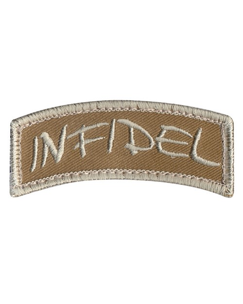 Rothco 72199 Infidel Shoulder Morale Patch