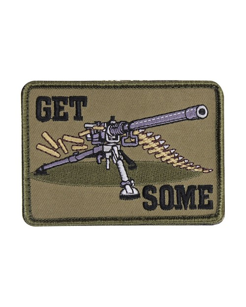 Rothco 72208 Get Some Morale Patch