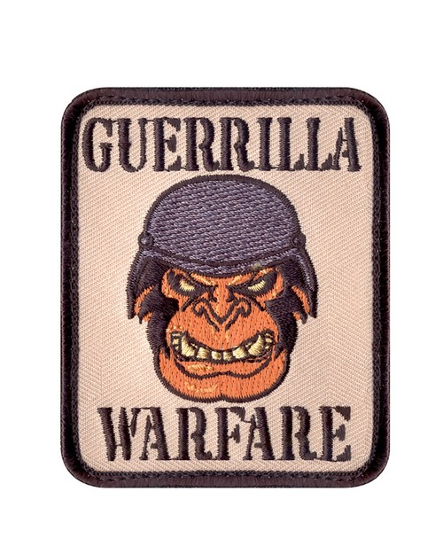 Rothco 73195 Guerrilla Warfare Morale Patch