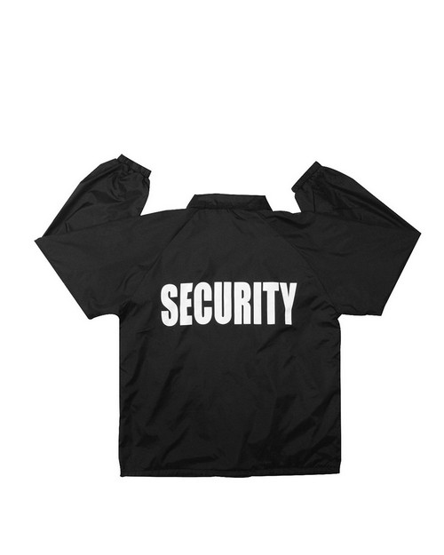 Rothco 7537 Lined Coaches Jacket / Security