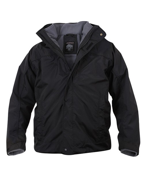 Rothco 7704 All Weather 3 In 1 Jacket