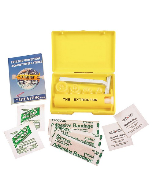 Rothco 7713 Sawyer Extractor and Bite & Sting Kit
