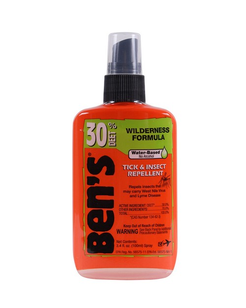 Rothco 7724 Ben's 30 Spray Pump Insect Repellent