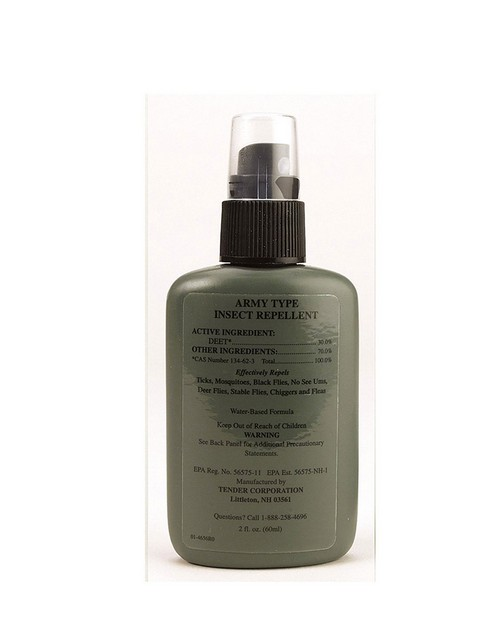 Rothco 7727 G.I. Army Type Insect Repellent