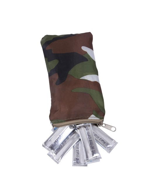 Rothco 7741 Chlor Floc Military Water Purification Powder Packets