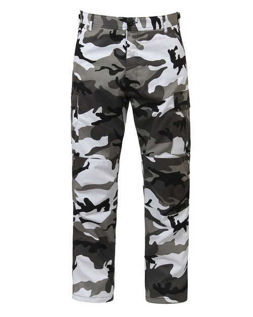 Rothco 7881 Color Camo Tactical BDU Pant
