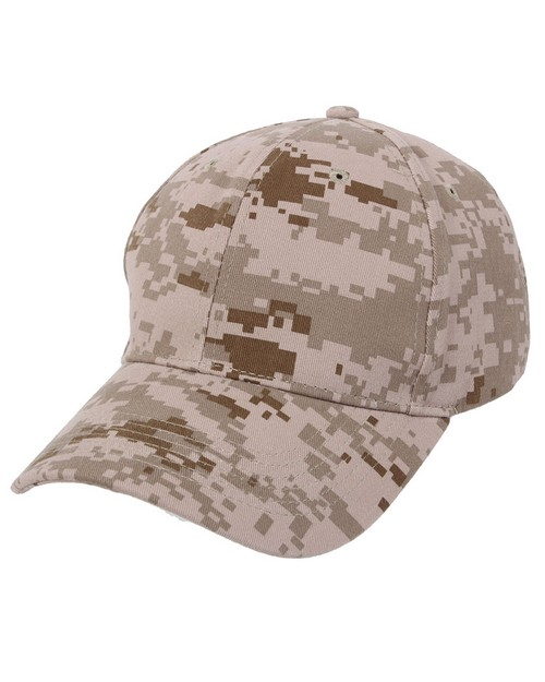 Rothco 7955 Supreme Camo Low Profile Cap