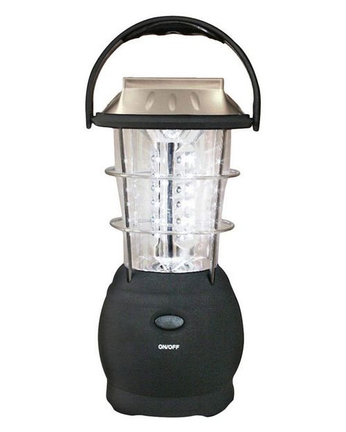 Rothco 80006 36-Bulb LED Solar and Handcrank Lantern
