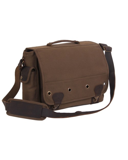 Rothco 8041 Canvas Trailblazer Laptop Bag