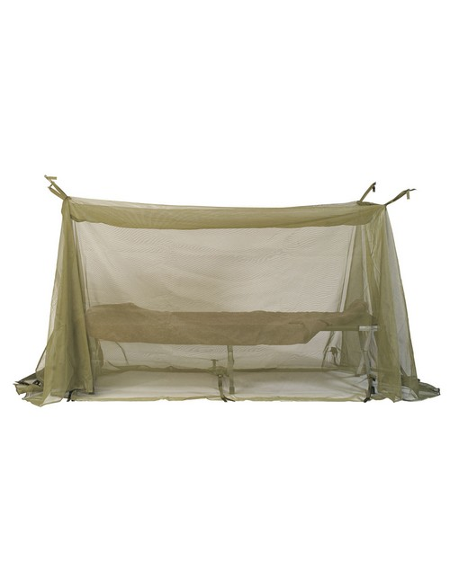 Rothco 8073 Genuine GI OD Mosquito Net - New