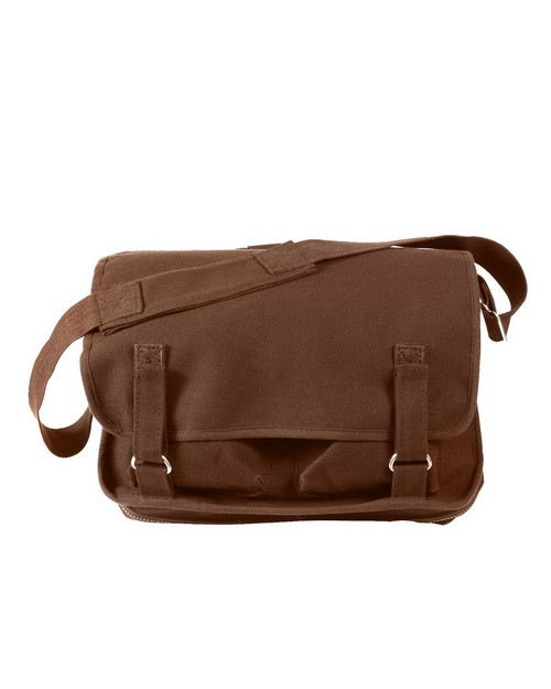 Rothco 8118 Canvas European School Bag