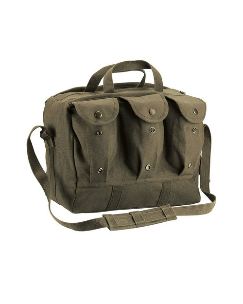 Rothco 8158 Canvas Medical Equipment Bag