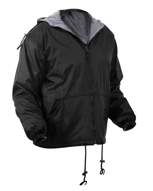 Rothco 8263 Reversible Lined Jacket With Hood
