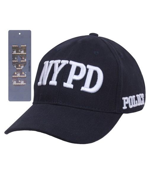 Rothco 8270 Officially Licensed NYPD Adjustable Cap