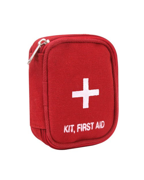 Rothco 8318 Military Zipper First Aid Kit