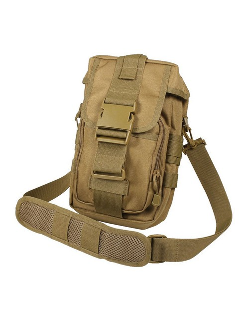 Rothco 8319 Flexipack MOLLE Tactical Shoulder Bag