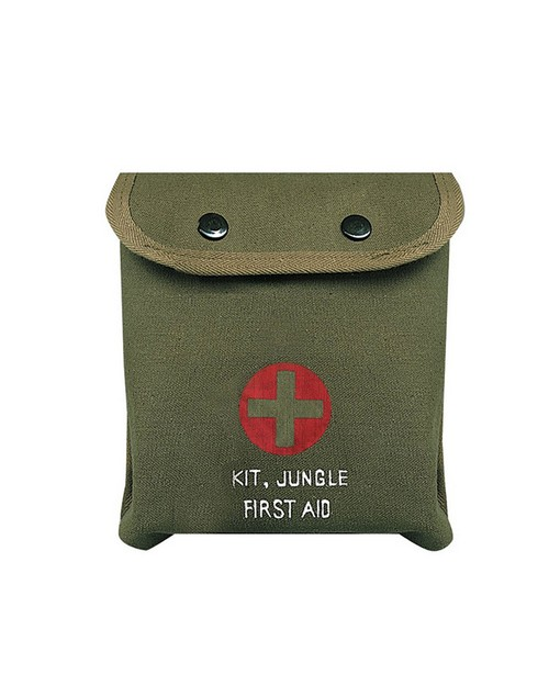 Rothco 8329 M-1 Jungle First Aid Kit