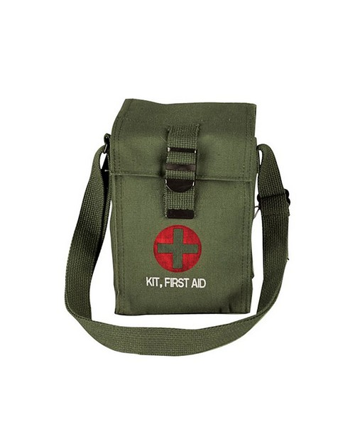 Rothco 8331 Platoon Leaders First Aid Kit