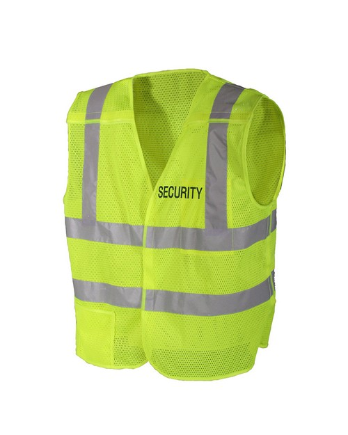 Rothco 8457 Security 5-Point Breakaway Safety Vest