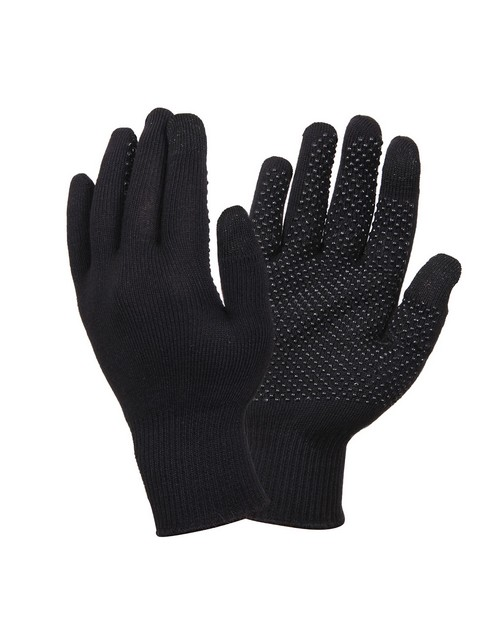 Rothco 8516 Touch Screen Gloves With Gripper Dots