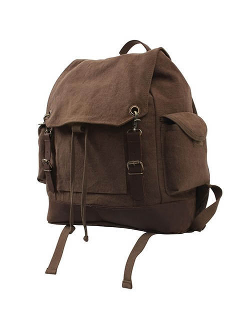 Rothco 8704 Vintage Expedition Rucksack