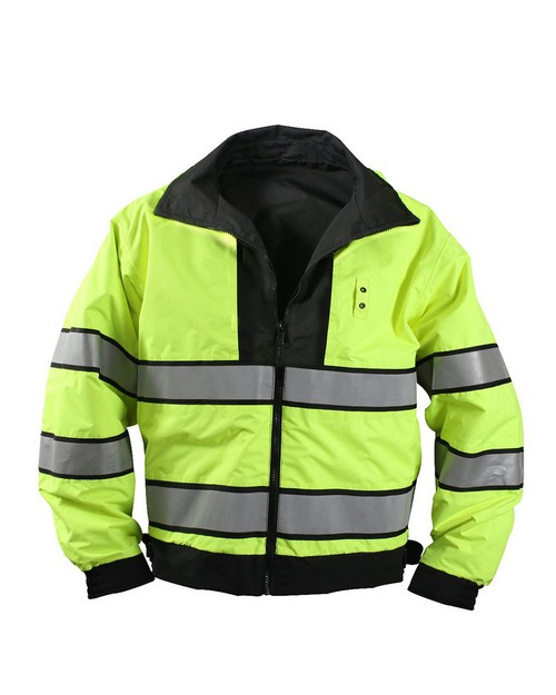Rothco 8720 Reversible Hi-visibility Uniform Jacket