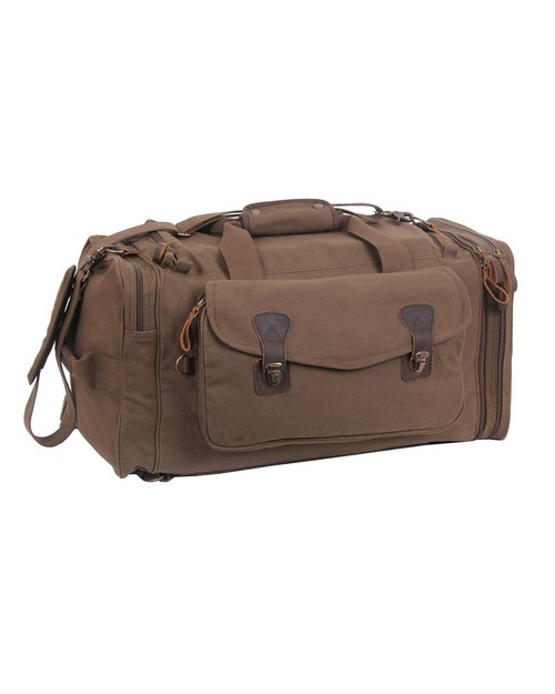 Rothco 8779 Canvas Extended Stay Travel Duffle Bag