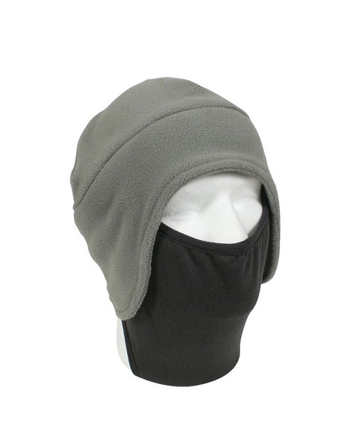 Rothco 8943 Convertible Fleece Cap w/ Poly Facemask