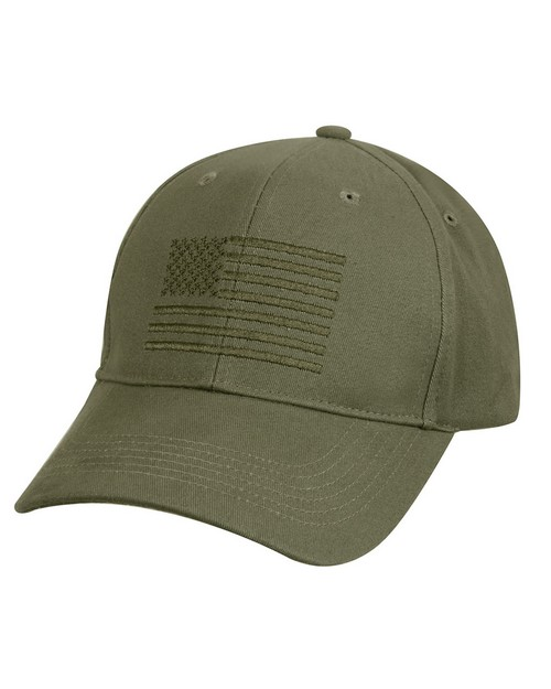 Rothco 8978 U.S. Flag Low Profile Cap