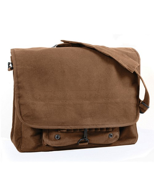 Rothco 9128 Vintage Canvas Paratrooper Bag