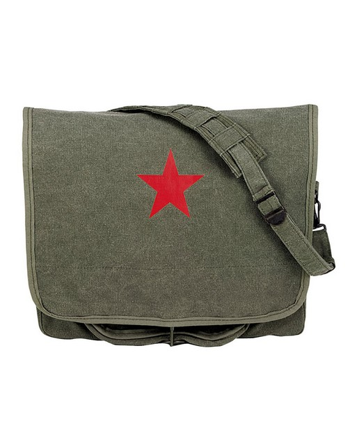 Rothco 9129 Canvas Shoulder Bag