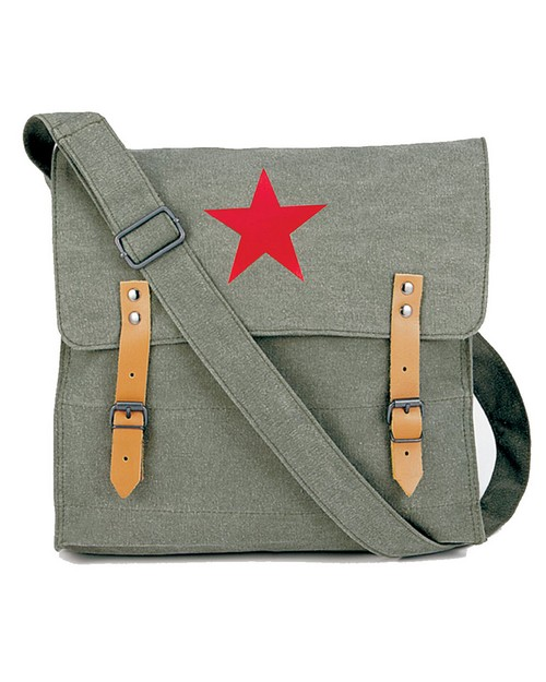 Rothco 9132 Canvas Classic Bag with Medic Star