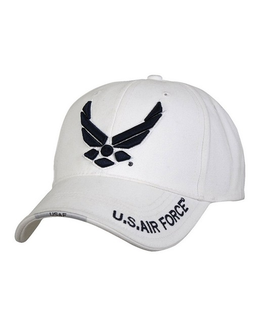 Rothco 9154 Deluxe U.S. Air Force Wing Low Profile Insignia Cap