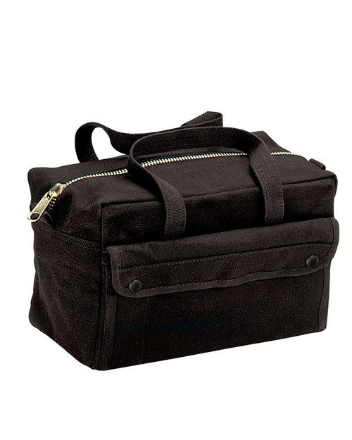 Rothco 9182 G.I. Type Mechanics Tool Bag With Brass Zipper