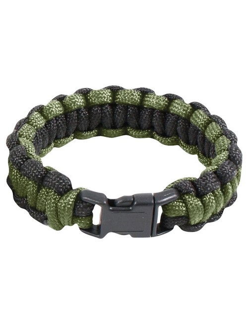 Rothco 921 Two-Tone Paracord Bracelet