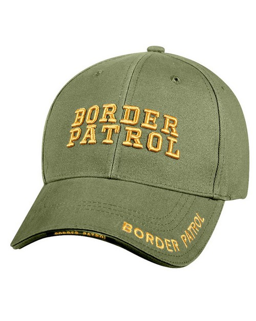 Rothco 9368 Deluxe Border Patrol Low Profile Cap