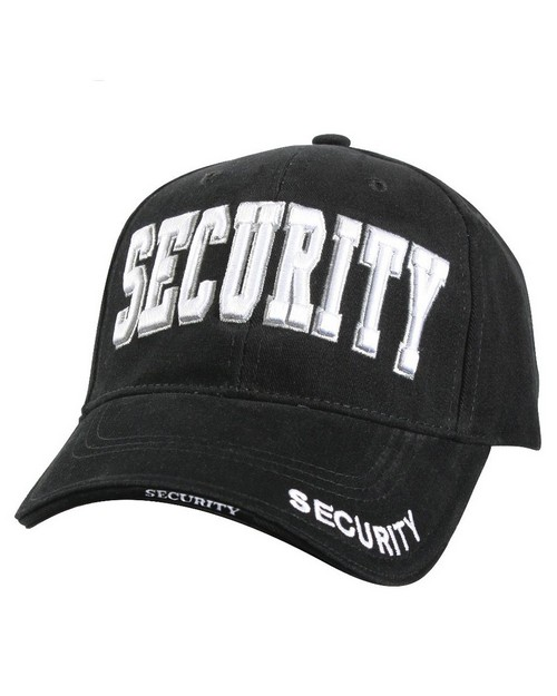 Rothco 9382 Security Deluxe Low Profile Cap