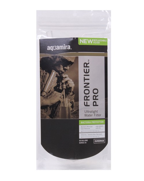 Rothco 9430 Aquamira Tactical Frontier Pro Water Filter
