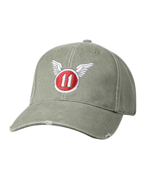 Rothco 9487 Vintage 11th Airborne Low Profile Cap