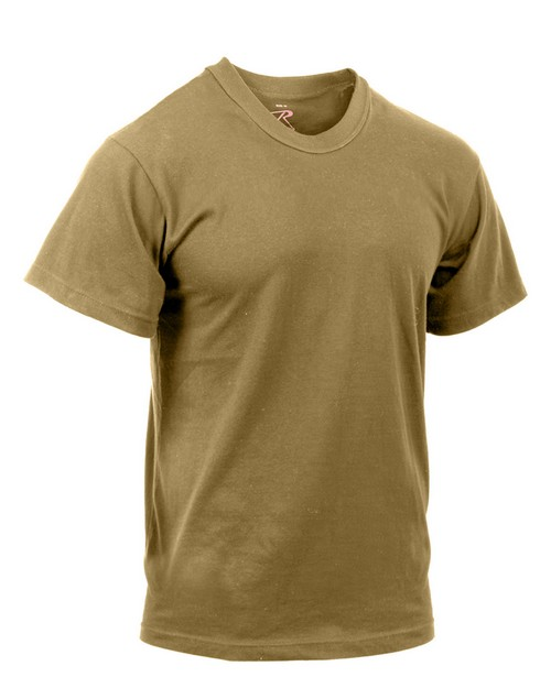 Rothco 9505 Moisture Wicking T-Shirts