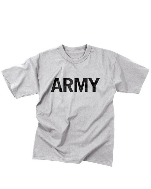 Rothco 9515 Army Moisture Wicking P/T T-Shirt