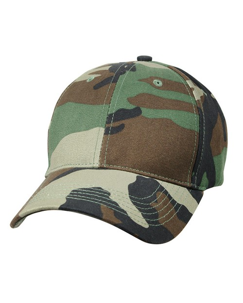 Rothco 9600 Kids Camo Low Profile Cap